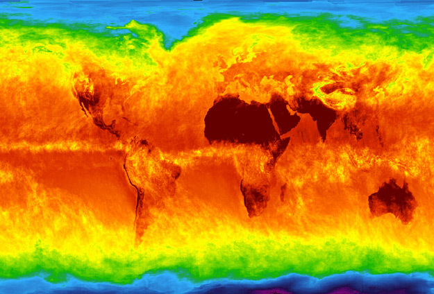 earth-temperature